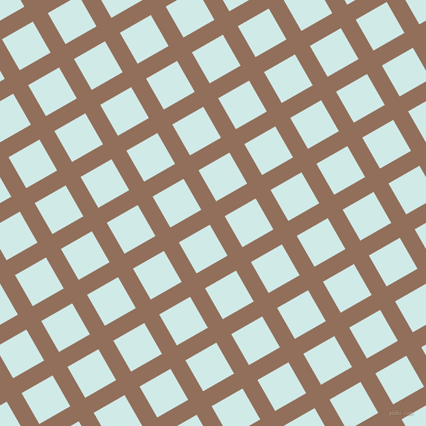 30/120 degree angle diagonal checkered chequered lines, 25 pixel lines width, 52 pixel square size, Beaver and Foam plaid checkered seamless tileable