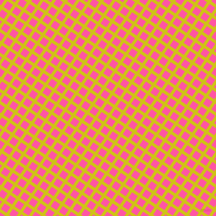 56/146 degree angle diagonal checkered chequered lines, 11 pixel lines width, 24 pixel square size, Bird Flower and Brilliant Rose plaid checkered seamless tileable