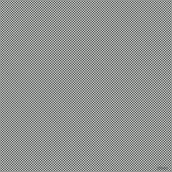 45/135 degree angle diagonal checkered chequered lines, 2 pixel line width, 4 pixel square size, Black Squeeze and Blue Charcoal plaid checkered seamless tileable