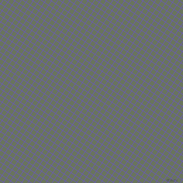 56/146 degree angle diagonal checkered chequered lines, 2 pixel line width, 15 pixel square size, Blue Marguerite and Willow Grove plaid checkered seamless tileable