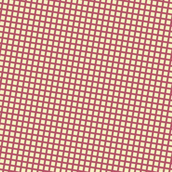 81/171 degree angle diagonal checkered chequered lines, 6 pixel lines width, 13 pixel square size, Blush and Cumulus plaid checkered seamless tileable