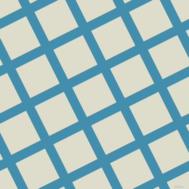 27/117 degree angle diagonal checkered chequered lines, 37 pixel lines width, 131 pixel square size, Boston Blue and Green White plaid checkered seamless tileable