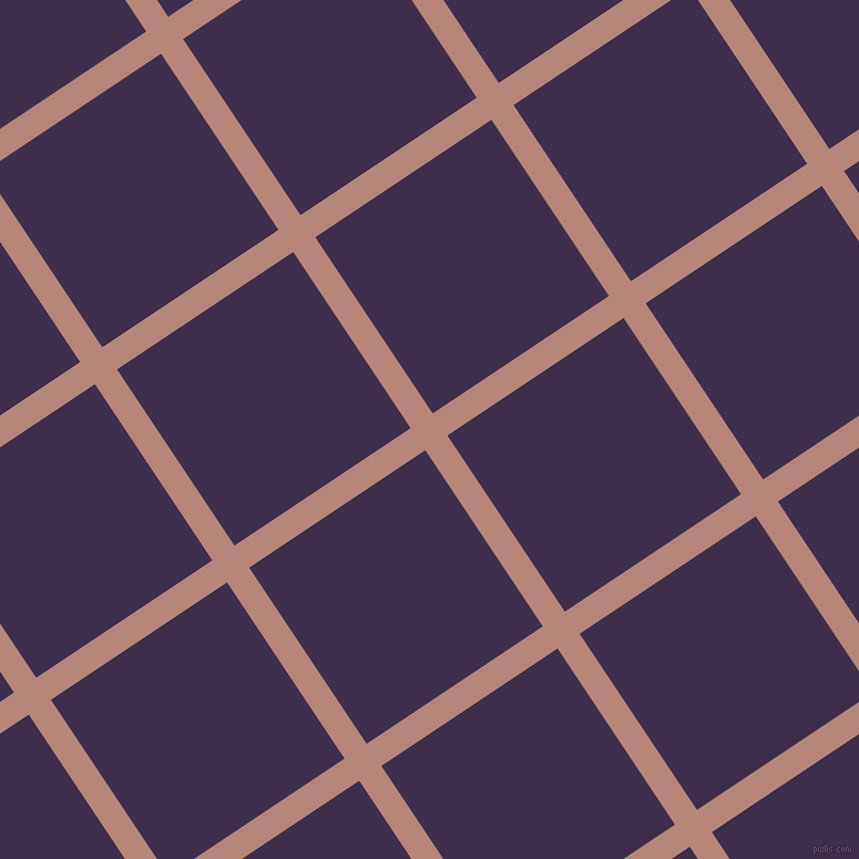 34/124 degree angle diagonal checkered chequered lines, 24 pixel line width, 191 pixel square size, Brandy Rose and Jagger plaid checkered seamless tileable