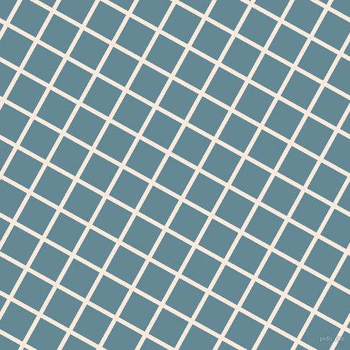 61/151 degree angle diagonal checkered chequered lines, 6 pixel lines width, 42 pixel square size, Bridal Heath and Horizon plaid checkered seamless tileable