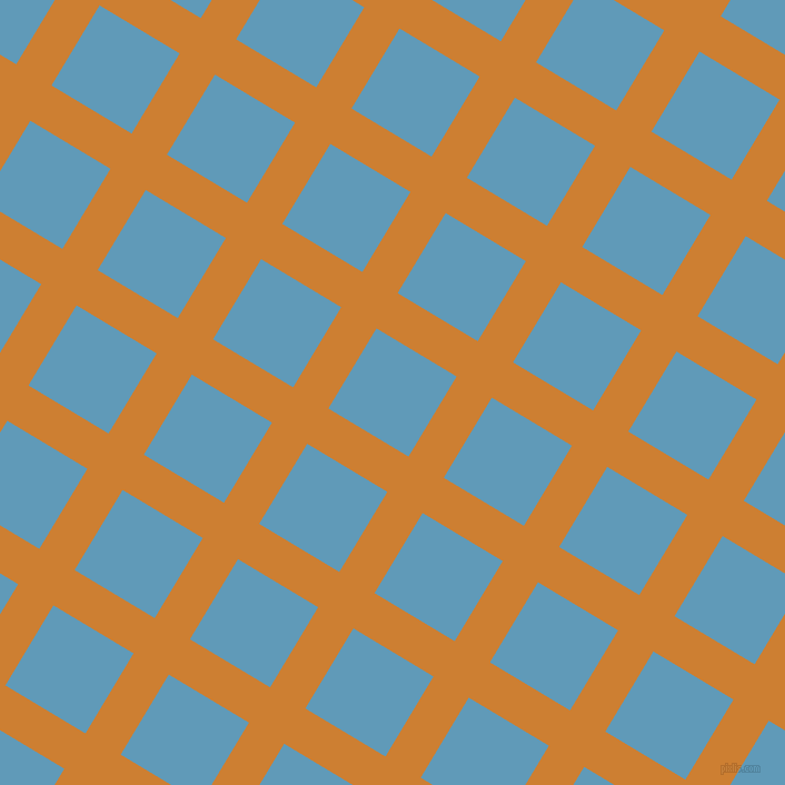 59/149 degree angle diagonal checkered chequered lines, 37 pixel lines width, 84 pixel square size, Bronze and Shakespeare plaid checkered seamless tileable