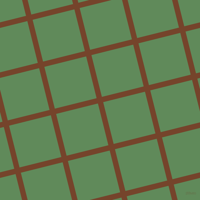 14/104 degree angle diagonal checkered chequered lines, 19 pixel lines width, 151 pixel square size, Bull Shot and Hippie Green plaid checkered seamless tileable