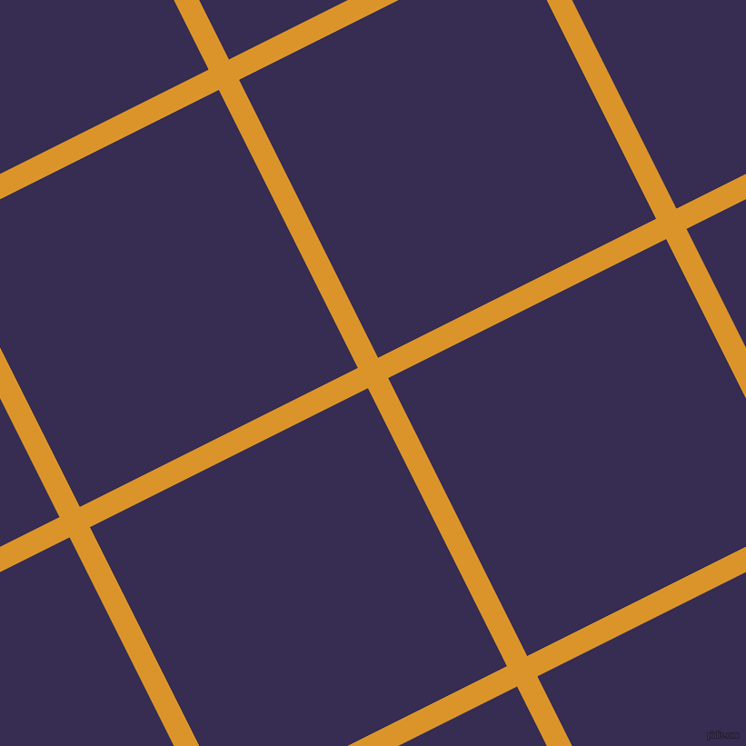 27/117 degree angle diagonal checkered chequered lines, 25 pixel lines width, 342 pixel square size, Buttercup and Cherry Pie plaid checkered seamless tileable
