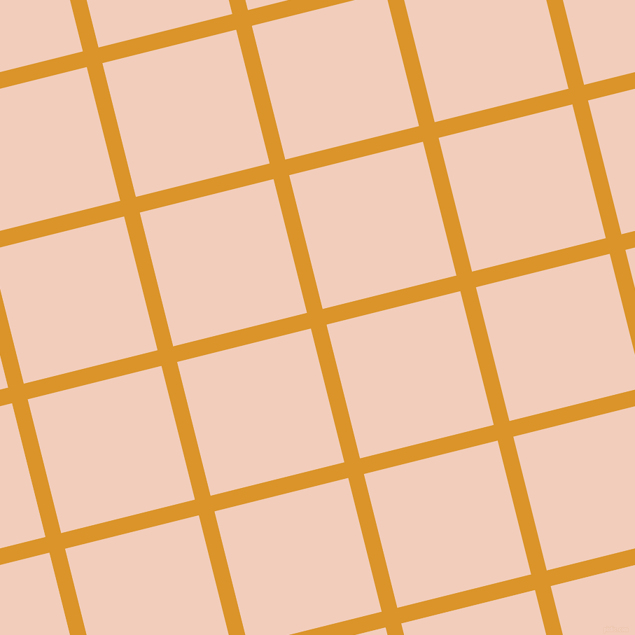 14/104 degree angle diagonal checkered chequered lines, 23 pixel line width, 197 pixel square size, Buttercup and Watusi plaid checkered seamless tileable