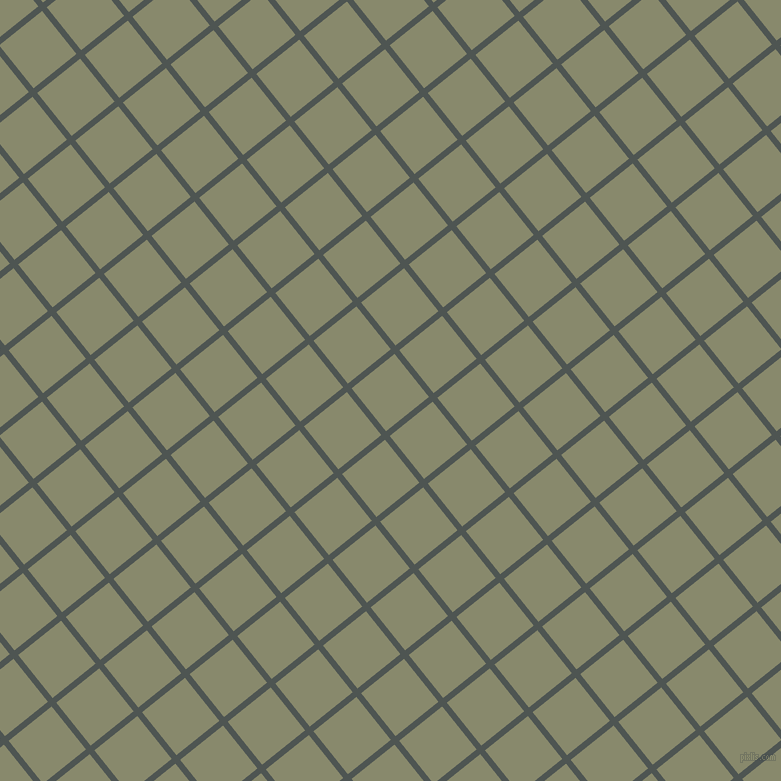 39/129 degree angle diagonal checkered chequered lines, 6 pixel lines width, 55 pixel square size, Cape Cod and Bitter plaid checkered seamless tileable