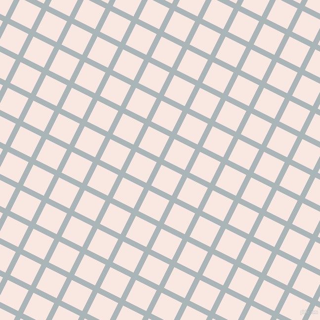 63/153 degree angle diagonal checkered chequered lines, 11 pixel lines width, 47 pixel square size, Casper and Wisp Pink plaid checkered seamless tileable