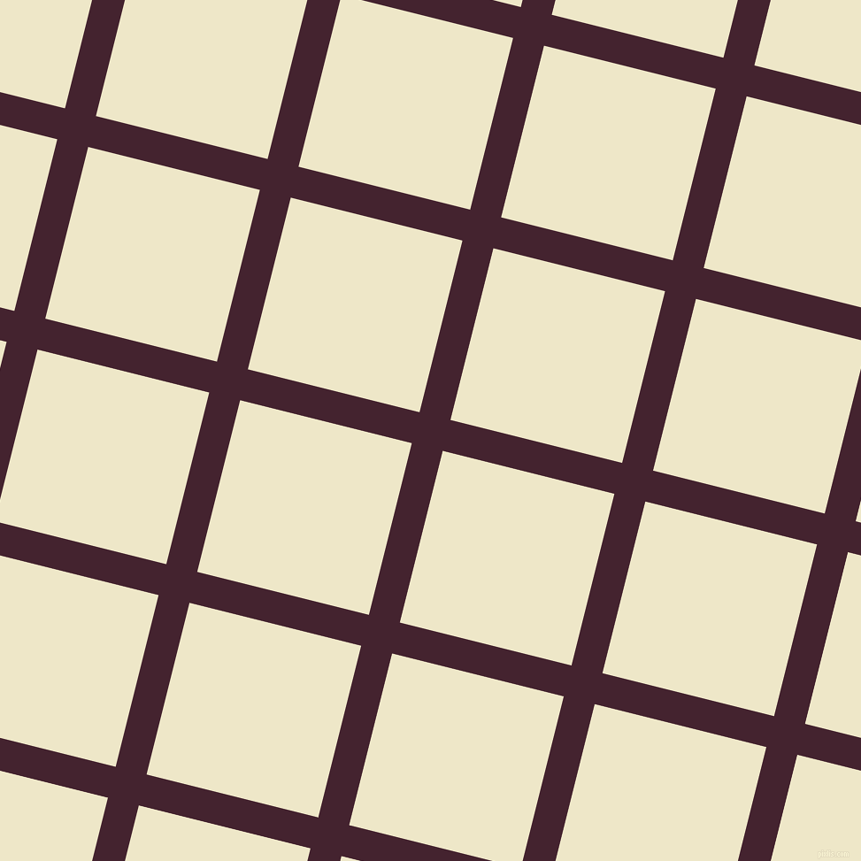 76/166 degree angle diagonal checkered chequered lines, 36 pixel line width, 200 pixel square size, Castro and Scotch Mist plaid checkered seamless tileable