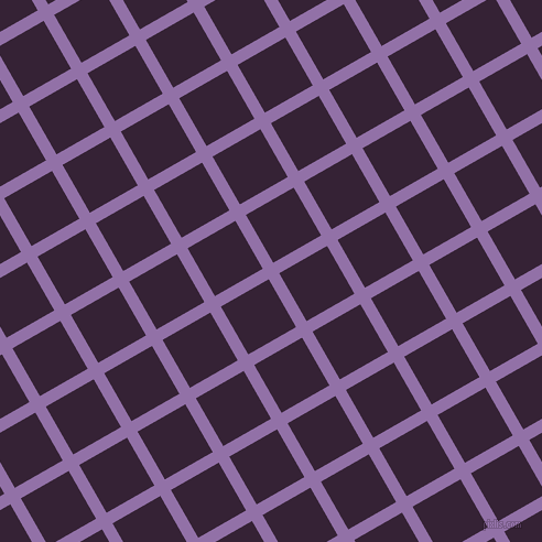 30/120 degree angle diagonal checkered chequered lines, 11 pixel line width, 50 pixel square size, Ce Soir and Mardi Gras plaid checkered seamless tileable