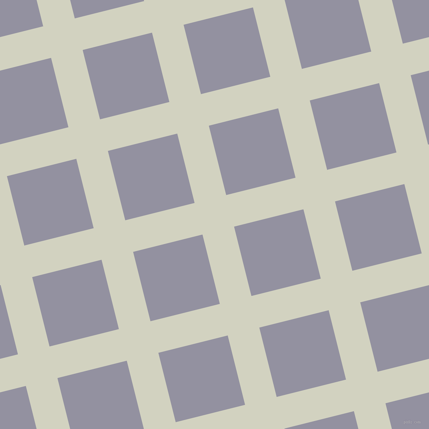 14/104 degree angle diagonal checkered chequered lines, 66 pixel line width, 145 pixel square size, Celeste and Grey Suit plaid checkered seamless tileable