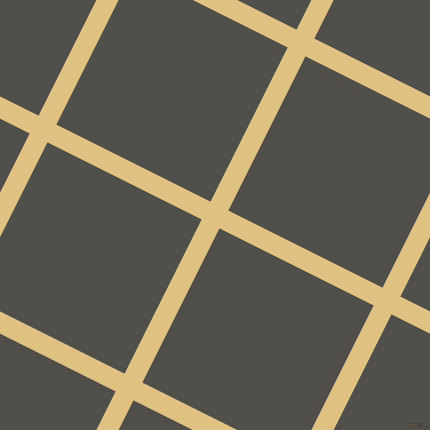 63/153 degree angle diagonal checkered chequered lines, 39 pixel lines width, 338 pixel square size, Chalky and Dune plaid checkered seamless tileable