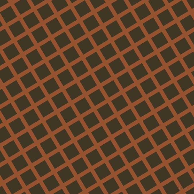 31/121 degree angle diagonal checkered chequered lines, 14 pixel lines width, 44 pixel square size, Chelsea Gem and Mikado plaid checkered seamless tileable