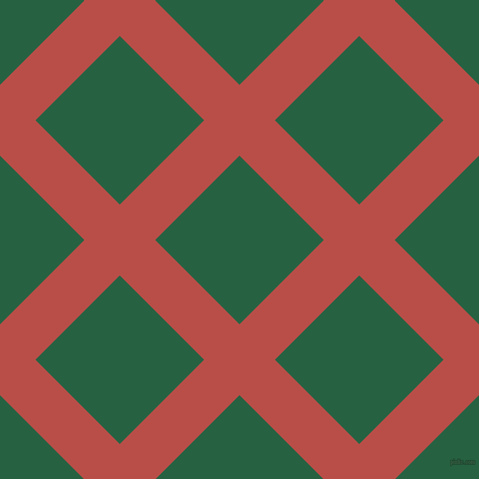 45/135 degree angle diagonal checkered chequered lines, 71 pixel line width, 169 pixel square size, Chestnut and Green Pea plaid checkered seamless tileable