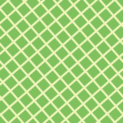 41/131 degree angle diagonal checkered chequered lines, 7 pixel line width, 32 pixel square size, Chiffon and Mantis plaid checkered seamless tileable