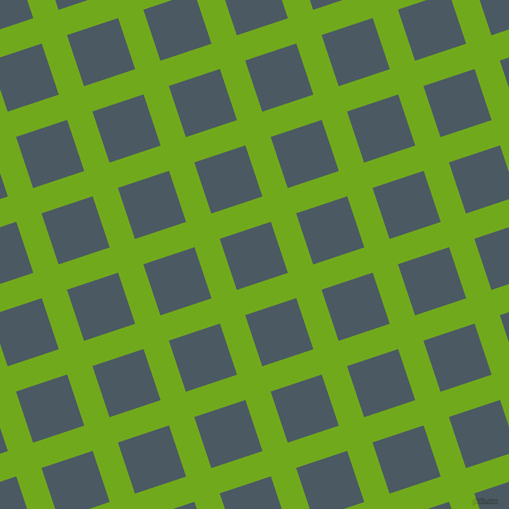 18/108 degree angle diagonal checkered chequered lines, 38 pixel lines width, 77 pixel square size, Christi and Fiord plaid checkered seamless tileable