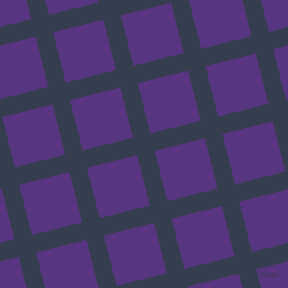 14/104 degree angle diagonal checkered chequered lines, 35 pixel lines width, 101 pixel square size, Cloud Burst and Kingfisher Daisy plaid checkered seamless tileable