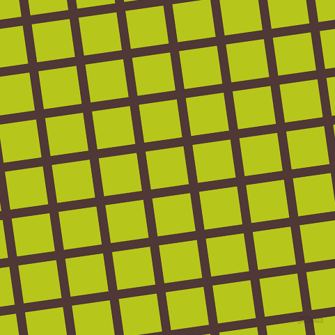 8/98 degree angle diagonal checkered chequered lines, 13 pixel lines width, 55 pixel square size, Cocoa Bean and Rio Grande plaid checkered seamless tileable