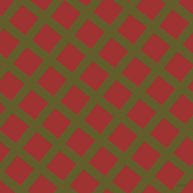 51/141 degree angle diagonal checkered chequered lines, 28 pixel lines width, 69 pixel square size, Costa Del Sol and Milano Red plaid checkered seamless tileable