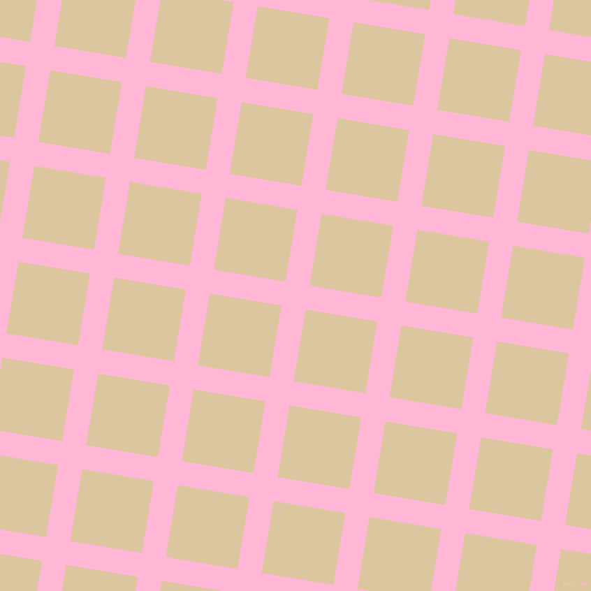 81/171 degree angle diagonal checkered chequered lines, 35 pixel line width, 104 pixel square size, Cotton Candy and Raffia plaid checkered seamless tileable