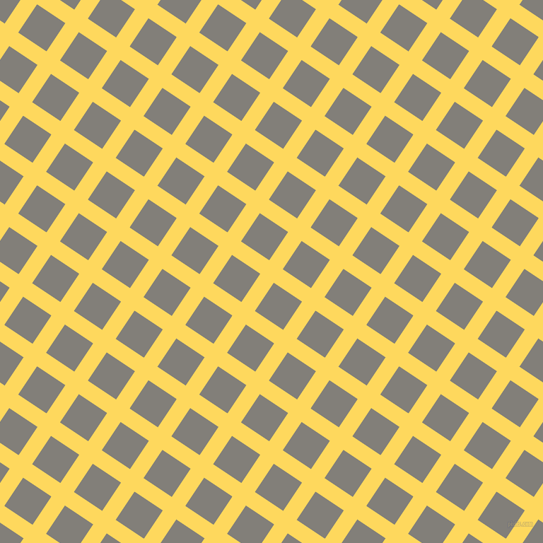 56/146 degree angle diagonal checkered chequered lines, 23 pixel lines width, 48 pixel square size, Dandelion and Concord plaid checkered seamless tileable