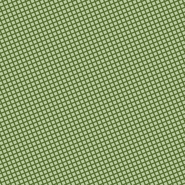 22/112 degree angle diagonal checkered chequered lines, 4 pixel lines width, 10 pixel square size, Dark Olive Green and Sprout plaid checkered seamless tileable
