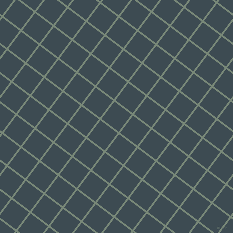 53/143 degree angle diagonal checkered chequered lines, 6 pixel line width, 75 pixel square size, Davy