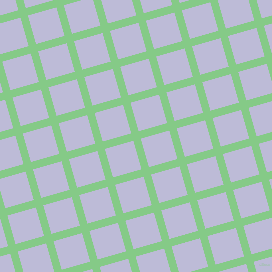 16/106 degree angle diagonal checkered chequered lines, 27 pixel line width, 104 pixel square size, De York and Lavender Grey plaid checkered seamless tileable