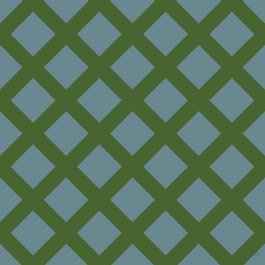 45/135 degree angle diagonal checkered chequered lines, 31 pixel line width, 65 pixel square size, Dell and Gothic plaid checkered seamless tileable