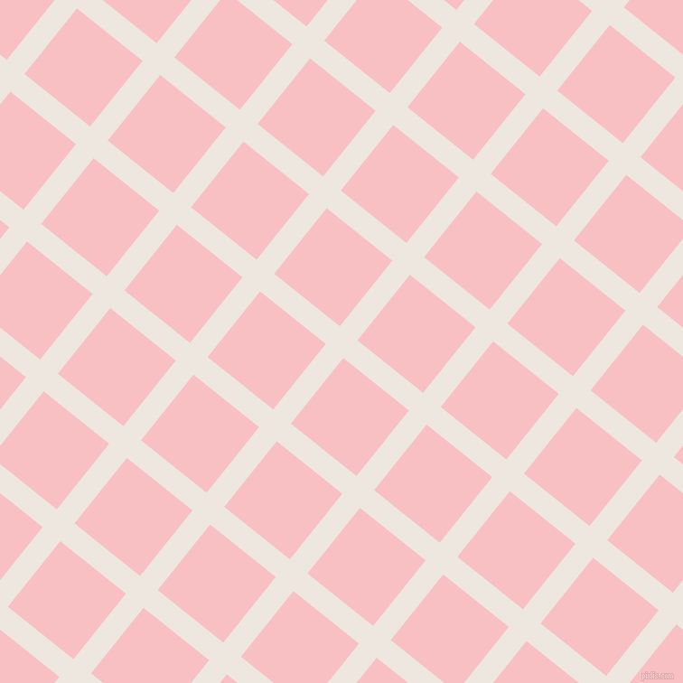 51/141 degree angle diagonal checkered chequered lines, 25 pixel lines width, 93 pixel square size, Desert Storm and Azalea plaid checkered seamless tileable
