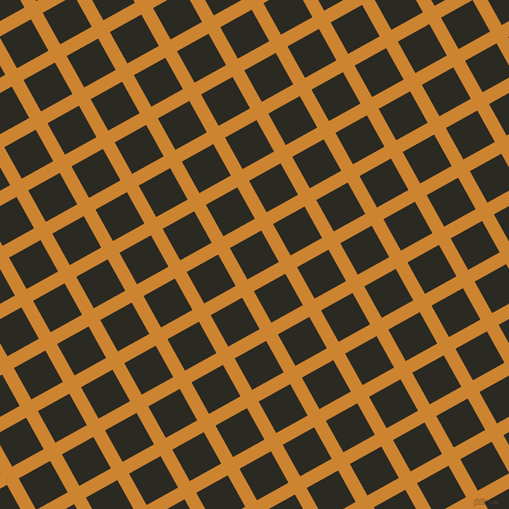 29/119 degree angle diagonal checkered chequered lines, 19 pixel line width, 51 pixel square size, Dixie and Maire plaid checkered seamless tileable