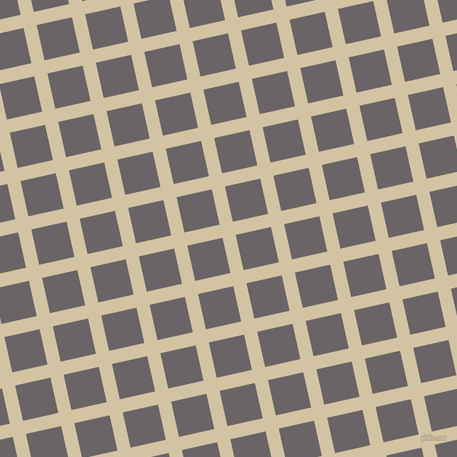 13/103 degree angle diagonal checkered chequered lines, 19 pixel line width, 51 pixel square size, Double Spanish White and Scorpion plaid checkered seamless tileable