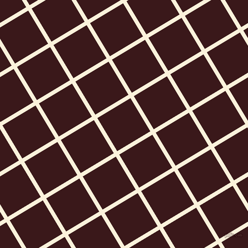 31/121 degree angle diagonal checkered chequered lines, 8 pixel line width, 78 pixel square size, Early Dawn and Rustic Red plaid checkered seamless tileable