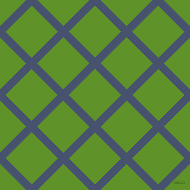 45/135 degree angle diagonal checkered chequered lines, 26 pixel line width, 122 pixel square size, East Bay and Vida Loca plaid checkered seamless tileable
