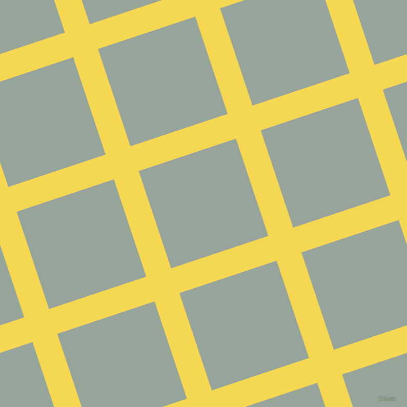 18/108 degree angle diagonal checkered chequered lines, 51 pixel line width, 200 pixel square size, Energy Yellow and Edward plaid checkered seamless tileable