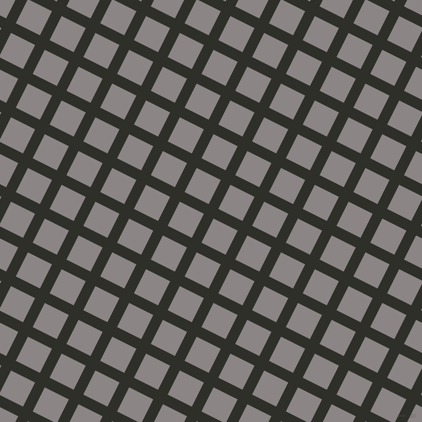 63/153 degree angle diagonal checkered chequered lines, 22 pixel lines width, 55 pixel square size, Eternity and Suva Grey plaid checkered seamless tileable