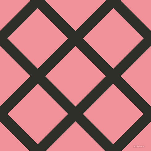 45/135 degree angle diagonal checkered chequered lines, 34 pixel lines width, 139 pixel square size, Eternity and Wewak plaid checkered seamless tileable