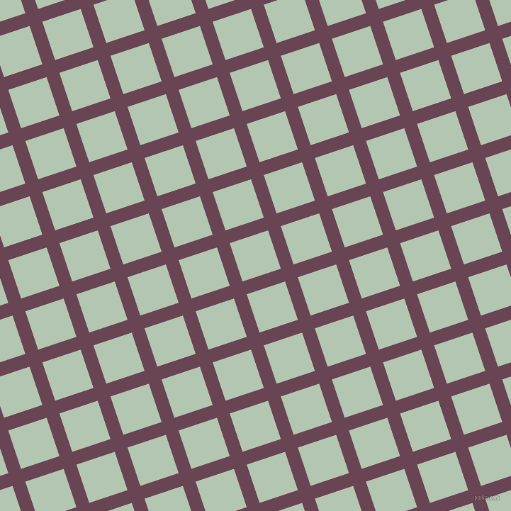 18/108 degree angle diagonal checkered chequered lines, 19 pixel lines width, 57 pixel square size, Finn and Zanah plaid checkered seamless tileable