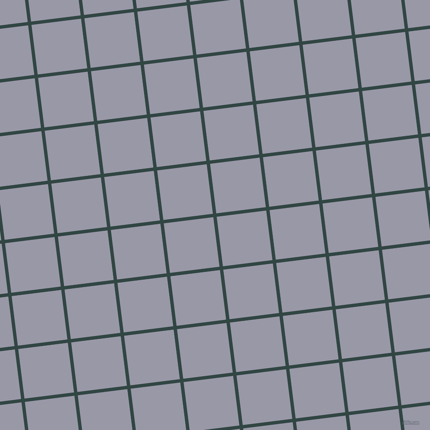 7/97 degree angle diagonal checkered chequered lines, 7 pixel line width, 103 pixel square size, Firefly and Santas Grey plaid checkered seamless tileable