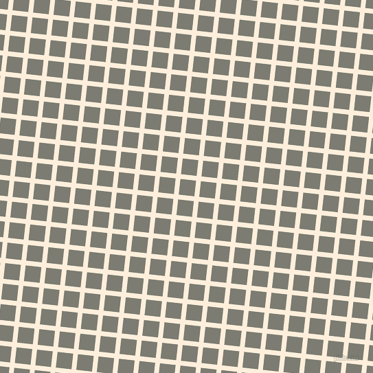 84/174 degree angle diagonal checkered chequered lines, 7 pixel line width, 23 pixel square size, Forget Me Not and Tapa plaid checkered seamless tileable