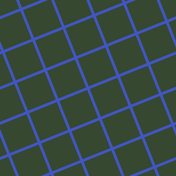 22/112 degree angle diagonal checkered chequered lines, 9 pixel lines width, 99 pixel square size, Free Speech Blue and Palm Leaf plaid checkered seamless tileable