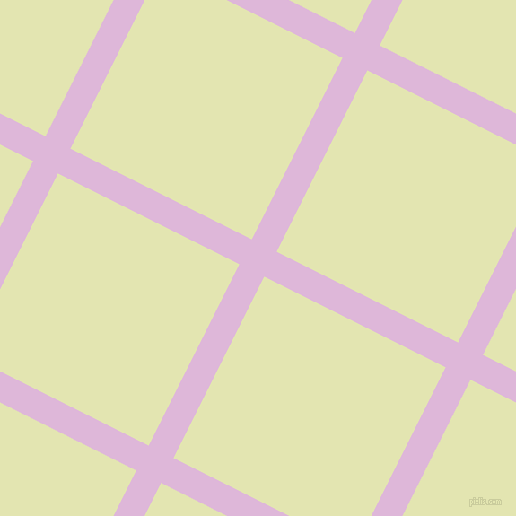 63/153 degree angle diagonal checkered chequered lines, 31 pixel lines width, 226 pixel square size, French Lilac and Tusk plaid checkered seamless tileable