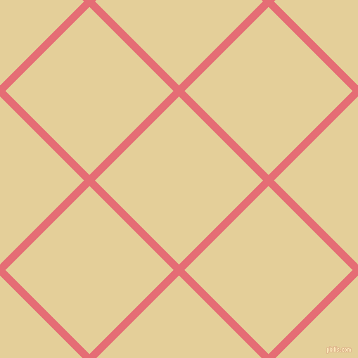 45/135 degree angle diagonal checkered chequered lines, 11 pixel lines width, 169 pixel square size, Froly and Double Colonial White plaid checkered seamless tileable