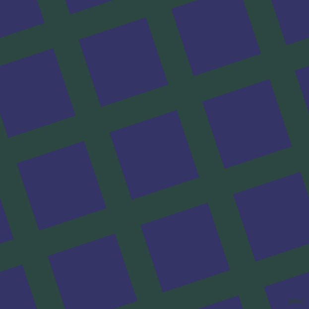 18/108 degree angle diagonal checkered chequered lines, 54 pixel line width, 143 pixel square size, Gable Green and Deep Koamaru plaid checkered seamless tileable
