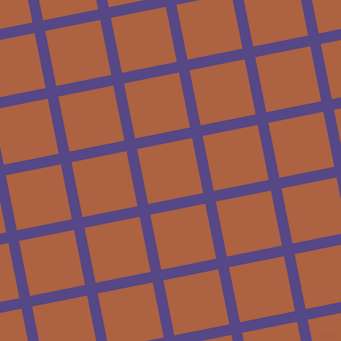 11/101 degree angle diagonal checkered chequered lines, 22 pixel line width, 114 pixel square size, Gigas and Tuscany plaid checkered seamless tileable