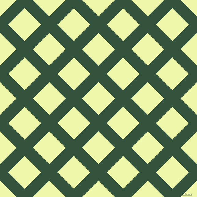45/135 degree angle diagonal checkered chequered lines, 38 pixel lines width, 76 pixel square size, Goblin and Australian Mint plaid checkered seamless tileable