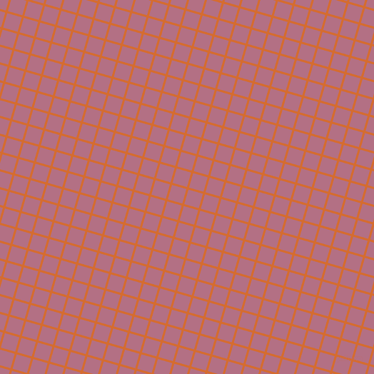 74/164 degree angle diagonal checkered chequered lines, 3 pixel line width, 21 pixel square size, Gold Drop and Tapestry plaid checkered seamless tileable