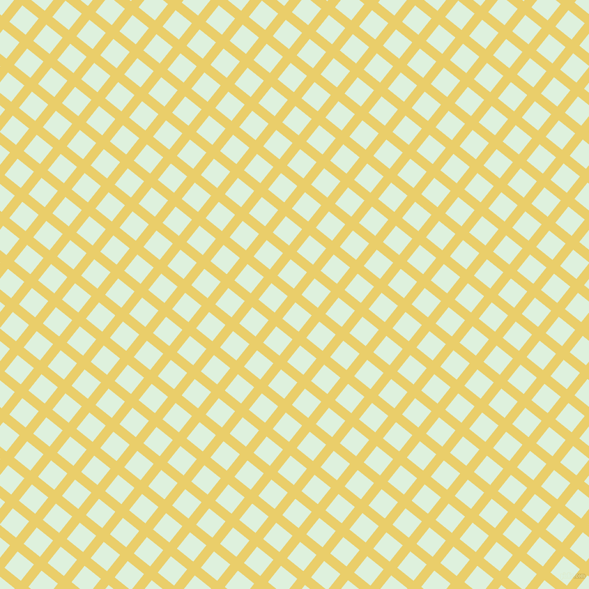 51/141 degree angle diagonal checkered chequered lines, 14 pixel lines width, 30 pixel square size, Golden Sand and Tara plaid checkered seamless tileable
